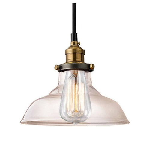 Esmie LD4035 Adjustable Height Edison Lamp Light with Bulb