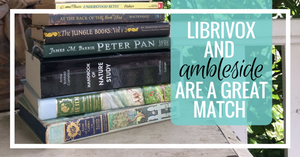 Librivox and Ambleside are a Great Match