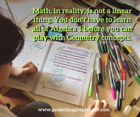 How to Inspire a Love of Math – Project Inspire