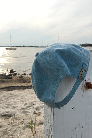 Surf Blue Heron Hat