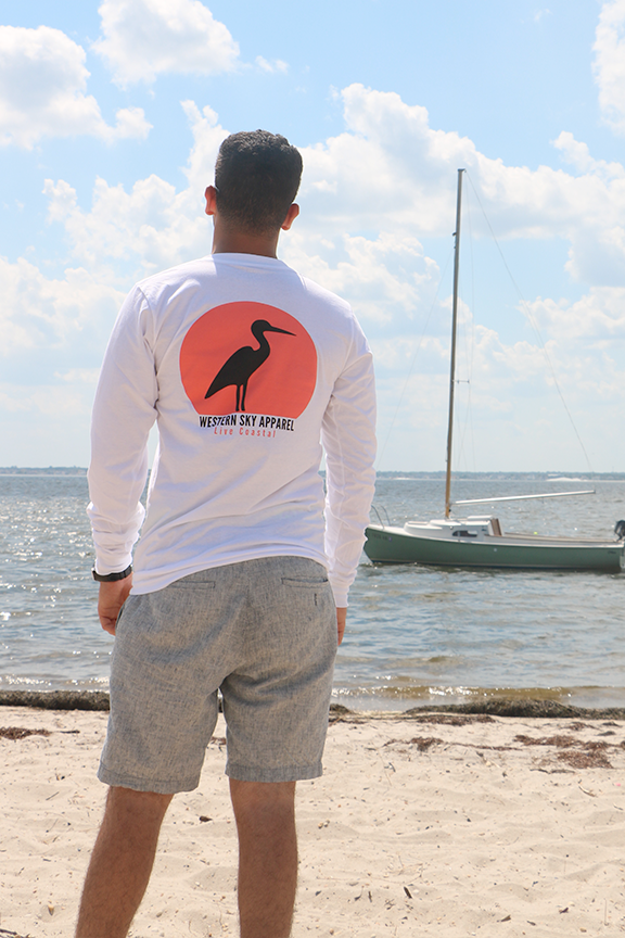 Live Coastal Long Sleeve