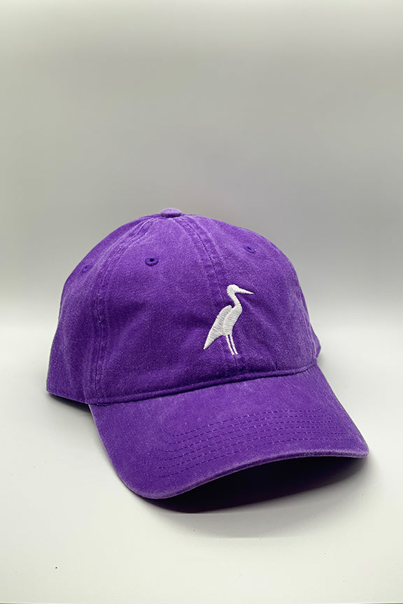 PanCan Purple Heron Hat