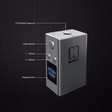 Artery Nugget 50W TC Box MOD Zinc Edition - 1000mAh