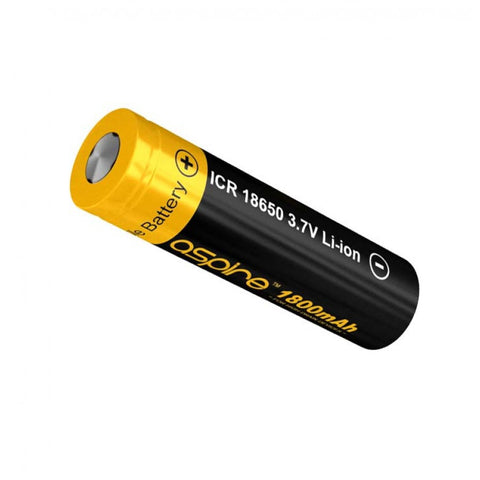 Aspire ICR 18650 1800mAh Li-ion Battery - 40A