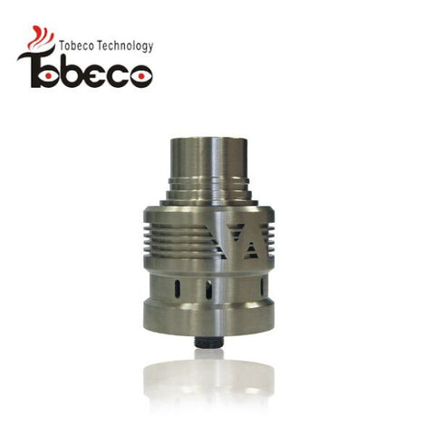 Goliath RDA by TOBECO Stainless Steel 26650
