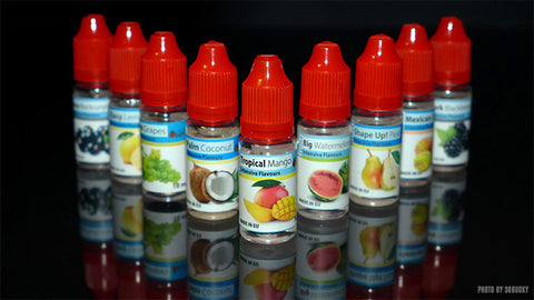 Molin berry e cig flavorings concentrated liquids