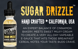 Sugar Drizzle e liquid by Cuttwood