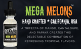 Mega Melons e liquid by Cuttwood