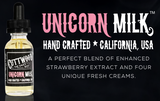 Unicorn Milk e liquid by Cuttwood
