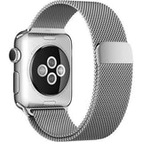 Apple Watch Series 1 38mm Stainless Steel Case - Milanese Loop
