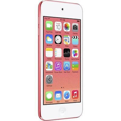 APPLE iPOD TOUCH 16GB MP3 Player (5th Generation) - Pink