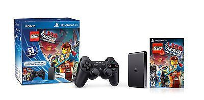 SONY - PlayStation TV DualShock 3 Bundle With The LEGO Movie Game