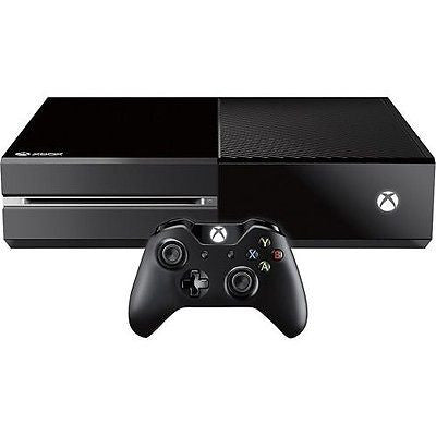 Xbox One - 500GB Video Game Console (Kinect Unit Not Included)