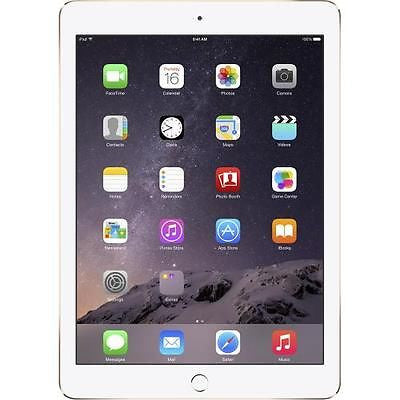 APPLE iPad Air 2 16GB, Wi-Fi, 9.7in - Gold