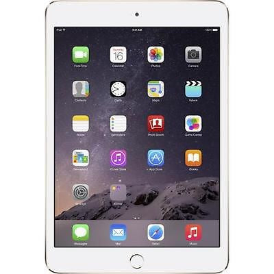 APPLE iPad mini 3 With WiFi, 128GB - Gold