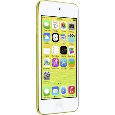 APPLE iPOD TOUCH 64GB MP3 Player (5th Generation) - Yellow