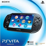 SONY PlayStation PS Vita 3G/(Wi-Fi) Black