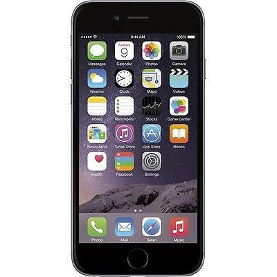 "APPLE iPhone 6 16GB 4.7"" (FACTORY UNLOCKED) - Space Grey"