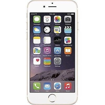 "APPLE iPhone 6 16GB 4.7"" (FACTORY UNLOCKED) - Gold"