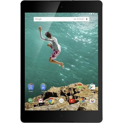 "Google - Nexus 9 - 8.9"" - 16GB - Lunar White"
