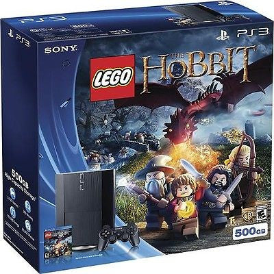 SONY - PlayStation 3 500GB Game Console LEGO The Hobbit Bundle