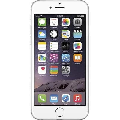 "APPLE iPhone 6 - 4.7"" 16GB (AT&T) - Silver"