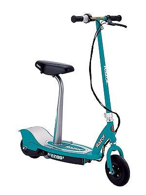 Razor E200S Seated Electric Scooter - Teal