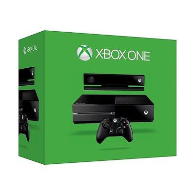 Xbox One - 500GB Video Game Bundle With KINECT