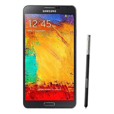 SAMSUNG - Galaxy Note 3 32GB Cell Phone (Unlocked) - Black