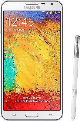 SAMSUNG - Galaxy Note 3 32GB Cell Phone (Unlocked) - White