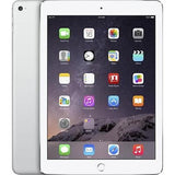 APPLE iPad Air 2 128GB, Wi-Fi, 9.7in - Silver
