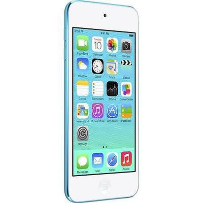 APPLE iPOD TOUCH 64GB MP3 Player (5th Generation) - Blue