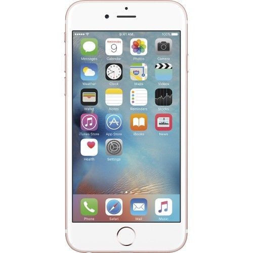 Apple iPhone 6s, 32GB (Verizon) Smartphone - Rose Gold