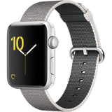Apple Watch Series 2 42mm Silver Aluminum Case - Pearl Classic Buckle