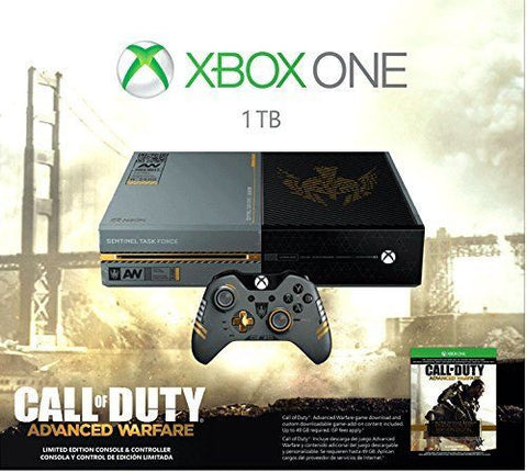 MICROSOFT - Xbox One Limited Edition COD: Advanced Warfare