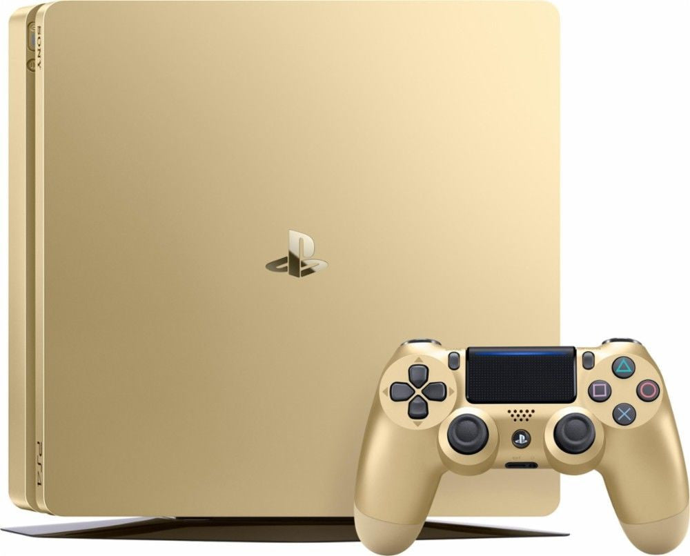 SONY PlayStation 4 1TB Slim Console - Gold
