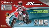 RAZOR - SX500 McGrath Dirt Rocket Electric Motocross Bike