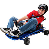 Blue Razor Ground Force Drifter Electric Go-Kart