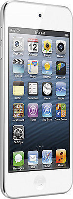 APPLE iPOD TOUCH 32GB MP3 Player (5th Generation) - Silver