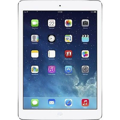 APPLE iPad Air 16GB, Wi-Fi, 9.7in - Silver
