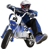 RAZOR - MX350 Blue Electric Motocross Dirt Bike