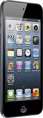 APPLE iPOD TOUCH 64GB MP3 Player (5th Generation) - Space Gray
