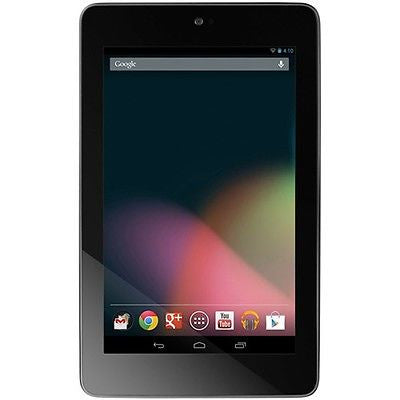 "Asus - Google Nexus 7"" Tablet with 32GB Memory (2012) - Brown"