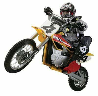 RAZOR - MX650 Electric Dirt Bike