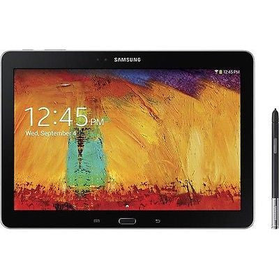 "SAMSUNG - Galaxy Note 10.1"" 2014 Edition with 32GB Memory - Black"