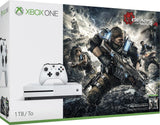 MICROSOFT - Xbox One S Gears of War 4 Console Bundle - White