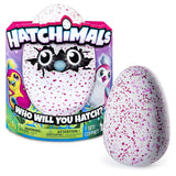 HATCHIMALS PENGUALAS - Hatching Egg Interactive Creature - Pink