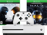 MICROSOFT - Xbox One S 500GB Console Halo Collection Bundle - White