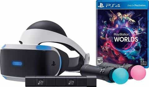 SONY - PlayStation VR Launch Bundle With Headset