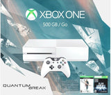 MICROSOFT - Xbox One Special Edition Console Quantum Break Bundle - White!